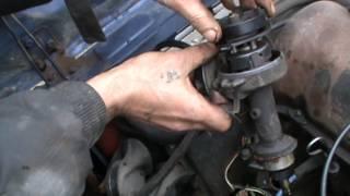 Замена грибка (шестерни привода маслонасоса) ВАЗ Классика