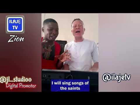 Download Olorunwa Oladunjoye X Alore Omotayo - Dahun si Oro mi Oluwa | Ilaje TV