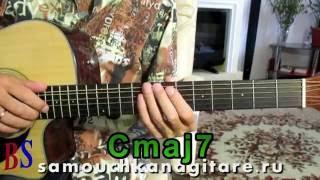 Мумий Тролль - Это по любви - Тональность ( Аm ) Как играть на гитаре песню