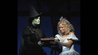 For Good - You Sing Glinda (Elphaba only)