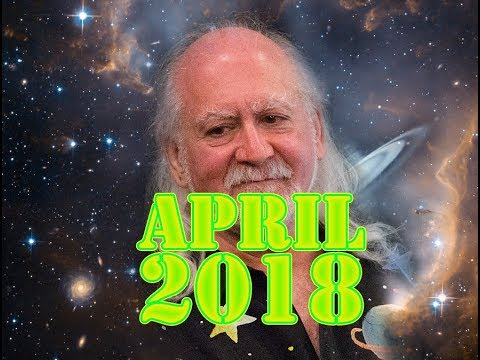 Rick Levine Astrology Forecast for April 2018
