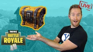 FREE Stuff Friday with Fortnite Battle Royale! 40 wins and counting.