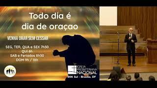 Culto da Noite Rev. Nabarrete Jr. - 16/02/2020