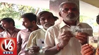 Ec Action Plans To Eradicate Illegal Voter Id Cards With Link Of Aadhar Card(14-05-2015)