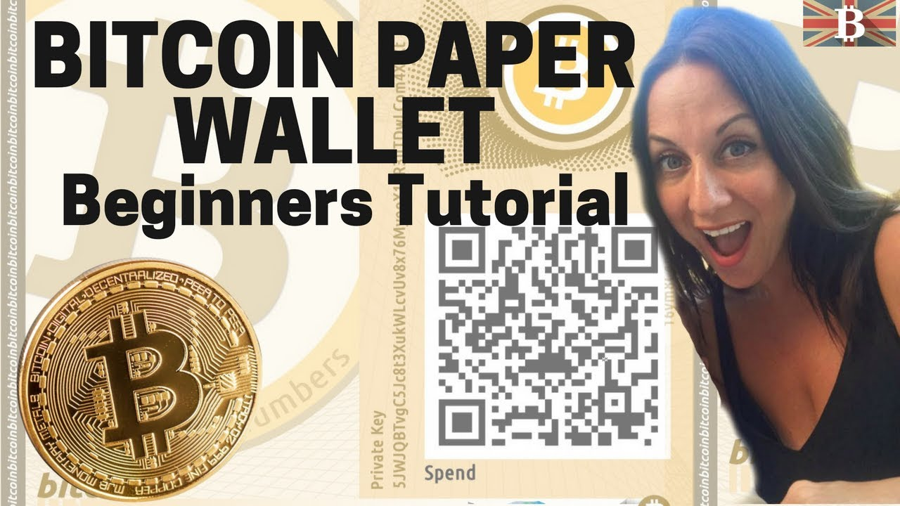 how to transfer cryptocurrency from paper to wallet