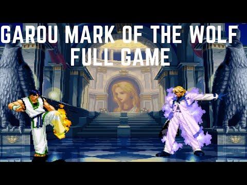 Garou Mark Of The Wolves FULL GAME Gameplay Walkthrough |