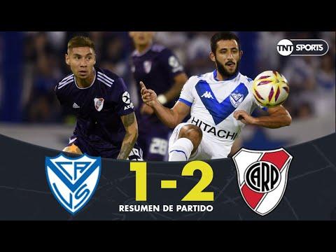 Resumen de Vélez Sarsfield vs River Plate (1-2) | Fecha 17 - Superliga Argentina 2018/2019