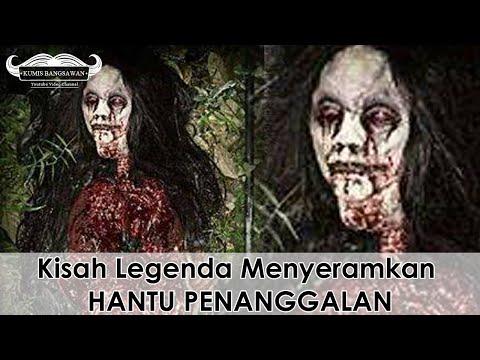 BIKIN MUNTAH!!! Kisah Legenda Menyeramkan Hantu Penanggalan