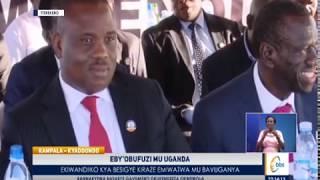 Omukugu akubye ebituli mu kiwandiiko kya  Besigye agamba azannya kifiriza nakumalamu bantu mmanyi