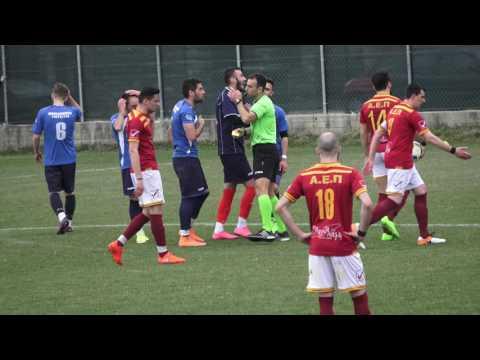 2016-17 19η ΑΕΠ Καραγιαννίων - Μακεδονικός Σιάτιστας 2-2