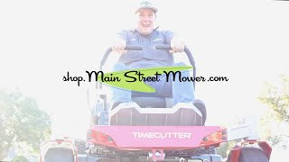 Main Street Mower Online Store - shop.mainstreetmower.com