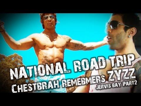 National Road Trip -Jervis bay part 2 : Season 1 Zyzz,Chestbrah,FAB,Teddy,Moe Bulldogs