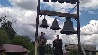 Храм Нерукотворного Образа Господа Иисуса Христа село Рындино