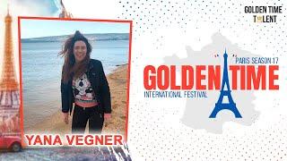 Golden Time Distant Festival | 17 Season | Yana Vegner | GTPS-1701-1182