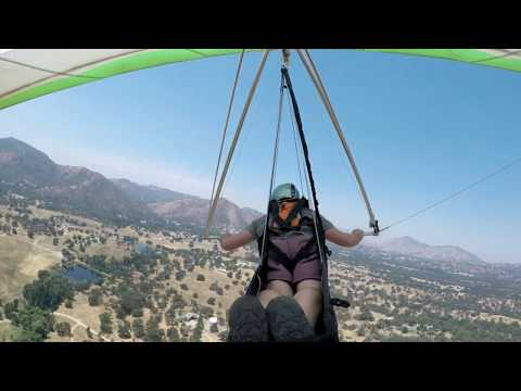 Hang Gliding: Dunlap Trip