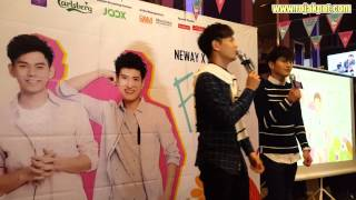 Fuying & Sam Sings Sit Back & Relax Live @ Neway One Utama