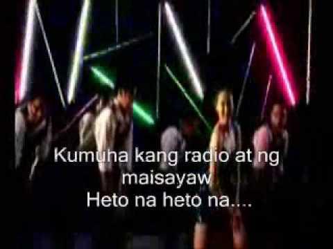 Marian Rivera Sabay-Sabay Tayo lyrics