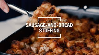 Sausage-and-Bread Stuffing | Food & Wine