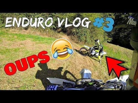 Enduro Vlog #3 ➜ 100 Km de randonnée pour la reprise !