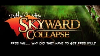 Skyward Collapse a first look of gameplay. 2D turn-based strategy game. 7/10