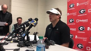 UGA's Kirby Smart sends thoughts, prayers to injured photographer following Auburn game