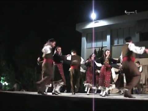 Θράκη (7 Παραδοσιακοί Χοροί της Θράκης)