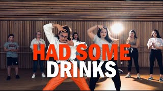 Had Some Drinks Two Feet Dance Choregraphy By Tanaïs Penet New Style Dance