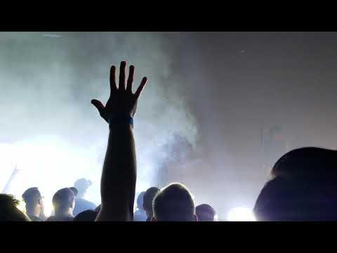Nine Inch Nails  Somewhat Damaged; Fox Theatre; Detroit, MI; 10222018
