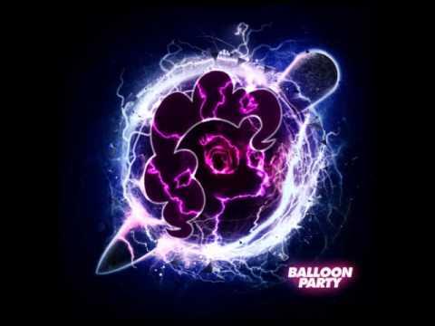 Balloon Party: Break it