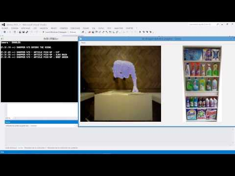 Real-time shopper analytics with a 3D Depth Camera