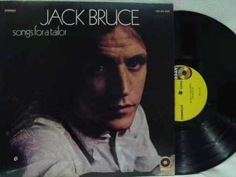 Jack Bruce - Never Tell Your Mother She's Out Of Tune