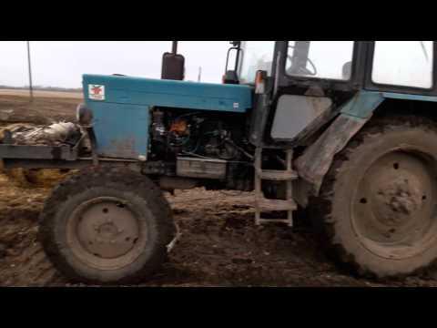 Будни тракториста 2 сезон, обзор трактора мтз-82.1 Беларус