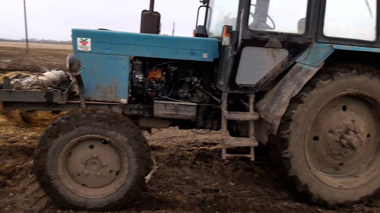 Аккумулятор на трактор мтз 82