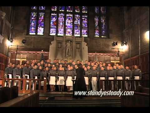 """Mansions of the Lord"" performed by the Cadet Glee Club of West Point"