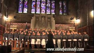 """Cover images """"Mansions of the Lord"""" performed by the Cadet Glee Club of West Point"""