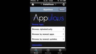 Tutorial: Mit dem Installous kostenpflichtige Spiele kostenlos aufs IPhone/IPod touch (Deutsch)