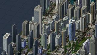 SimCity 4 - German Style City Revisited