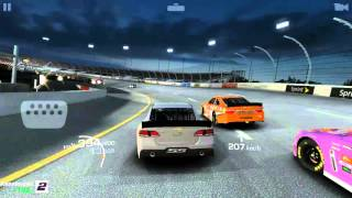 Gameplay Real Racing 3 - Last race Nascar