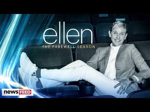 'The Ellen Show' UNVEILS Final Season Promo & Fans React