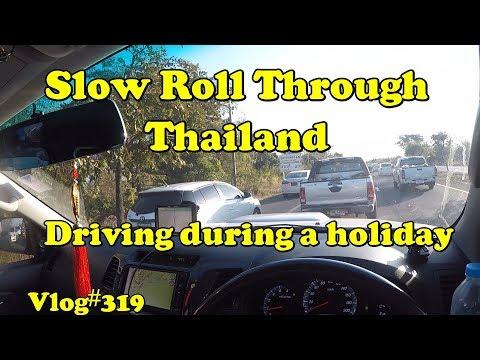 Slow Roll Through Thailand