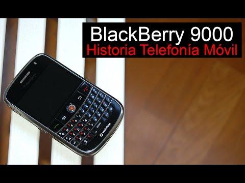Blackberry Bold 9000, anunciado en 2008 | Historia Telefonía Móvil