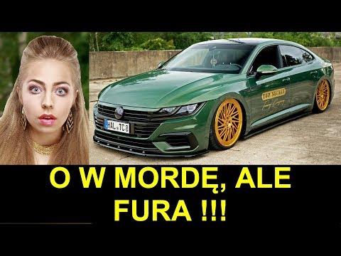 VW Arteon, po którym nie uśniesz...