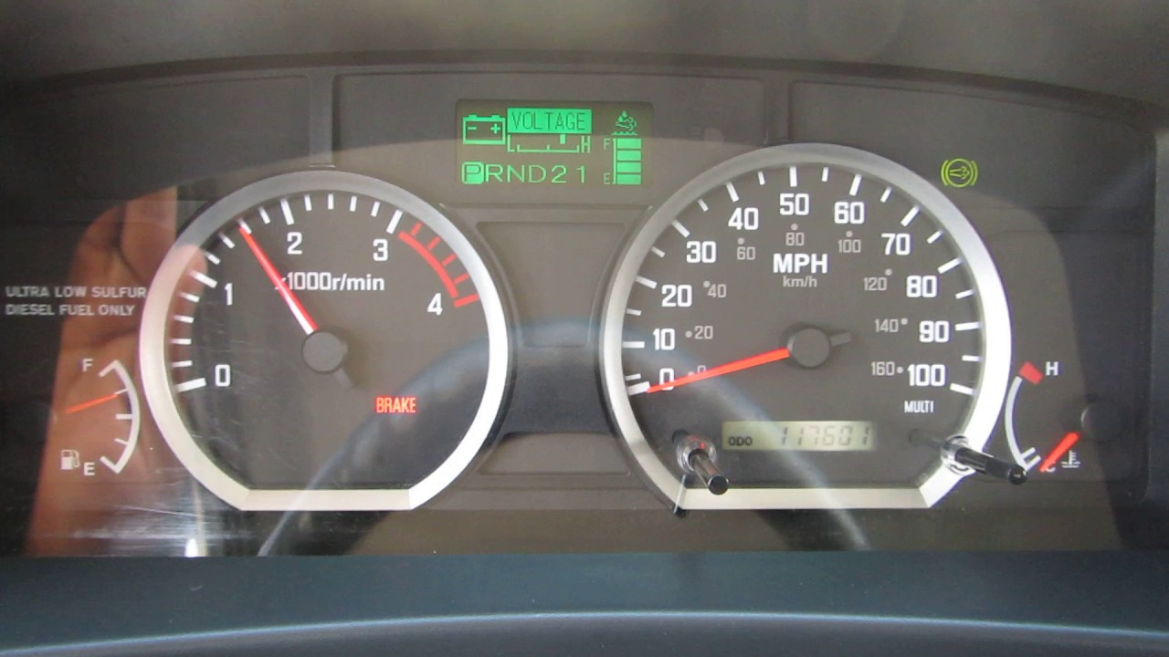 service manual  how to remove instument cluster 2007 isuzu