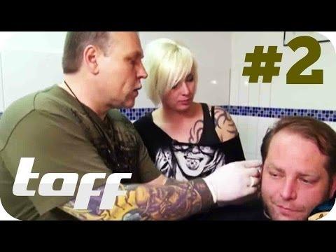 Chaotische Tattoostudio-Eröffnung - Stichtag #2   taff
