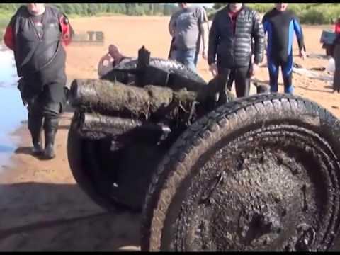 Военное обозрение (02.12.2014) Уникальная пушка