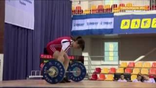 Семеро спортсменов представят Украину на Олимпиаде в Рио-де-Жанейро в тяжелой атлетике