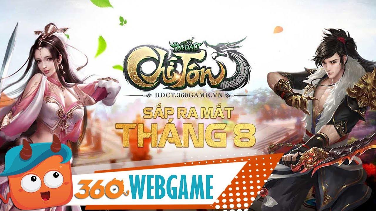 [ 360Game.vn ] Bá Đao Chí Tôn - Trailer #1