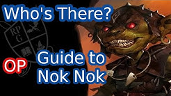 Nok Nok Build Guide - Pathfinder: Kingmaker