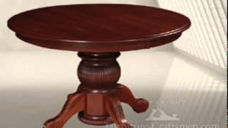 Solid Wood Dining Table Hardwood Table