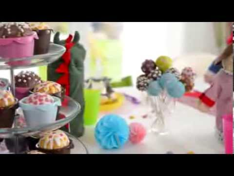 IKEA Tips & Tricks: Decoration ideas for a children's birthday party
